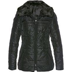 Kurtka pikowana bonprix czarny. Czarne kurtki damskie pikowane marki bonprix. Za 149,99 zł.