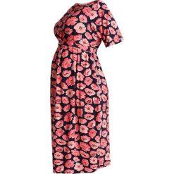 Sukienki hiszpanki: JoJo Maman Bébé POPPY DRESS Sukienka z dżerseju navy