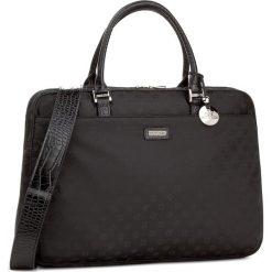 Torba na laptopa WITTCHEN - 85-4E-921-1 Czarny. Czarne plecaki męskie marki Wittchen. W wyprzedaży za 379,00 zł.