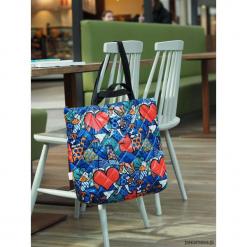Duża pojemna torebka pikowana Folk. Szare torebki klasyczne damskie marki Pakamera, duże, pikowane. Za 150,00 zł.