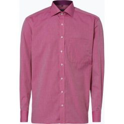 Eterna Comfort Fit - Koszula męska niewymagająca prasowania, różowy. Czerwone koszule męskie na spinki Eterna Comfort Fit, m, z bawełny. Za 99,95 zł.
