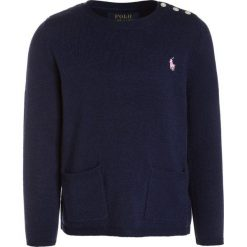 Swetry chłopięce: Polo Ralph Lauren EASY CREW Sweter new navy
