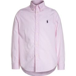 Polo Ralph Lauren Koszula pink multi. Szare bluzki dziewczęce marki Polo Ralph Lauren, l, z bawełny, button down, z długim rękawem. Za 269,00 zł.