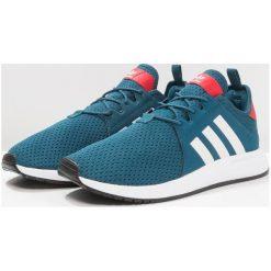 Adidas Originals X_PLR Tenisówki i Trampki petrol night/footwear white/core black. Szare tenisówki męskie marki adidas Originals, z gumy. Za 379,00 zł.