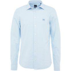 BOSS CASUAL MYPOP SLIM FIT Koszula light pastel blue. Niebieskie koszule męskie na spinki BOSS Casual, l, z bawełny. Za 459,00 zł.
