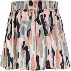 Hummel JUNE SKIRT Spódnica plisowana multi colour. Szare spódniczki dziewczęce marki Hummel, z bawełny. Za 129,00 zł.
