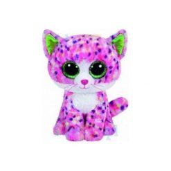 Maskotka TY INC Beanie Boos Sophie - Różowy Kot. Białe przytulanki i maskotki marki TY INC. Za 19,99 zł.