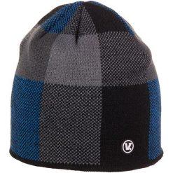 Czapki męskie: Viking Czapka Regular niebiesko-szara (210/17/8198)