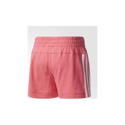 Szorty i Bermudy Dziecko adidas  Szorty Little Girls Knitted. Czerwone spodenki chłopięce Adidas. Za 69,95 zł.