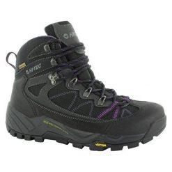 Buty trekkingowe damskie: Hitec Multiplex BUTY V-LITE ALTITUDE PROLITE RGS LOW WP WOMENS CHARCOAL/ORCHID 39