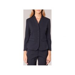 Żakiety / Blezery Armani jeans  LATIF. Czarne marynarki i żakiety damskie marki Armani Jeans, z jeansu. Za 986,30 zł.
