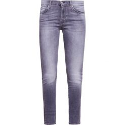 Rurki damskie: 7 for all mankind MIDRISE ROXANNE Jeansy Slim Fit grey