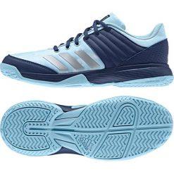 Buty sportowe męskie: Adidas Buty damskie Ligra 5 niebieskie r. 40  (BY2580)