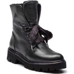 Trapery BALDININI - 949197AONIA000000FXX Nero. Czarne buty zimowe damskie Baldinini, ze skóry. Za 2079,00 zł.