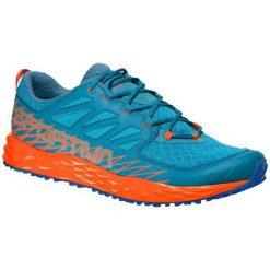 La Sportiva Buty Do Biegania Męskie Lycan Tropic Blue/Tangerine 43. Niebieskie buty do biegania męskie La Sportiva. Za 499,00 zł.