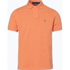 Polo Ralph Lauren - Męska koszulka polo, pomarańczowy. Brązowe koszulki polo Polo Ralph Lauren, m. Za 299,95 zł.
