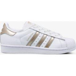 Buty sportowe damskie: Adidas Buty damskie Superstar białe r. 41 1/3 (CG5463)