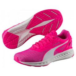 Puma Buty Ignite 3 Wn S Knockout Pink Magenta 38. Czerwone buty do fitnessu damskie marki Puma. W wyprzedaży za 315,00 zł.