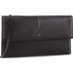 Torebka PATRIZIA PEPE - 2V5460/A2UX-F1TJ  Black/Shiny Crystal. Czarne torebki klasyczne damskie marki Patrizia Pepe, ze skóry. W wyprzedaży za 689,00 zł.