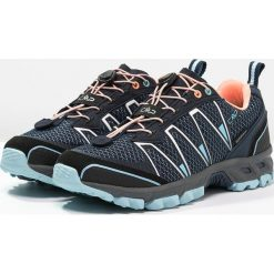 Buty sportowe damskie: CMP ALTAK WOMEN TRAIL Obuwie hikingowe blue/cristal/peach fluo