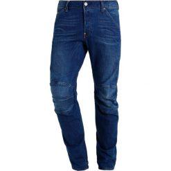 GStar 5622 3D SLIM Jeansy Slim fit brantley stretch denim. Niebieskie jeansy męskie G-Star. W wyprzedaży za 375,20 zł.