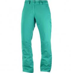 Salomon Damskie Spodnie Narciarskie Stormpunch Pant W Waterfall S. Niebieskie spodnie damskie narciarskie Salomon, m. Za 565,00 zł.