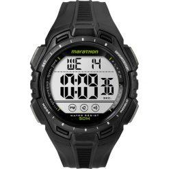 Timex - Zegarek TW5K94800. Czarne zegarki męskie marki Fossil, szklane. Za 139,90 zł.