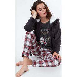 Piżamy damskie: Etam – Piżama + bluza piżamowa Aristide