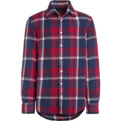 Polo Ralph Lauren PLAID PEPLUM Bluzka red/blue/multicolor. Niebieskie bluzki dziewczęce bawełniane marki Adidas, z kontrastowym kołnierzykiem, z krótkim rękawem. Za 299,00 zł.