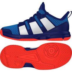 Buciki niemowlęce: Adidas Buty dziecięce Stabil JR niebieskie r. 36 2/3 (AC8692)