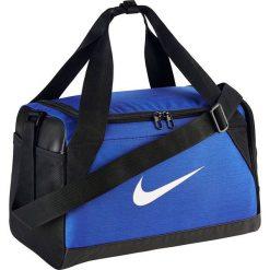 Torby podróżne: Nike Torba Brasilia XS Duff niebieska (BA5432 480)