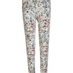 Kaporal QUART Jeans Skinny Fit offwhite. Białe jeansy dziewczęce Kaporal, z bawełny. Za 289,00 zł.