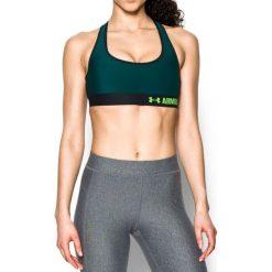 Odzież sportowa damska: Under Armour Biustonosz Crossback zielony r. S (1276503-919)