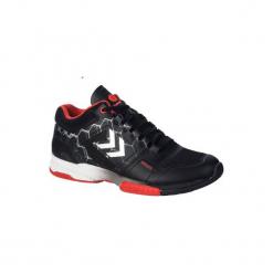 Buty do piłki ręcznej HB220 AEROCHARGE męskie. Czarne buty do koszykówki męskie marki Hummel, z kauczuku. Za 399,99 zł.