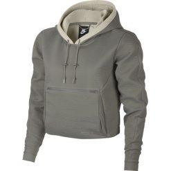 Bluza Nike Wmns NSW Tech Pack Hoodie Packable (930761-004). Czarne bluzy damskie marki Alpha Industries, z materiału. Za 279,99 zł.