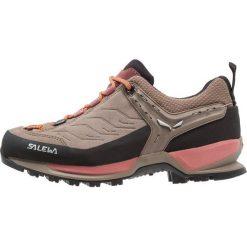 Buty trekkingowe damskie: Salewa WS MTN TRAINER Buty wspinaczkowe walnut/rose brown