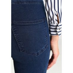 Boyfriendy damskie: Topshop Petite JONI Jeans Skinny Fit indigo