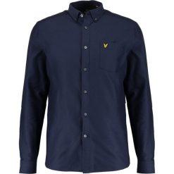 Koszule męskie na spinki: Lyle & Scott OXFORD Koszula dark blue