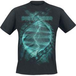 Disturbed Evolutionary T-Shirt czarny. Czarne t-shirty męskie z nadrukiem Disturbed, l, z okrągłym kołnierzem. Za 74,90 zł.