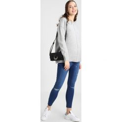 Rurki damskie: New Look Maternity MATERNITY APPLE PIE BRIGHT  Jeans Skinny Fit mid blue