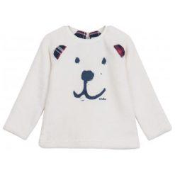 Bluzy niemowlęce: Polarowa bluza dla niemowlaka