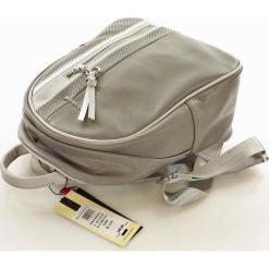 Plecaki damskie: Sportowy plecak szara SOPHIE