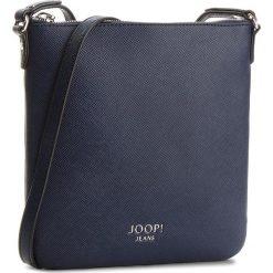Torebka JOOP! - Saffiano Jeans 4140003903 Dark Blue 402. Niebieskie listonoszki damskie JOOP!, z jeansu, na ramię. Za 499,00 zł.
