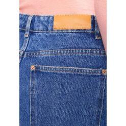 Bermudy damskie: American Vintage BUSBOROW Szorty jeansowe stone