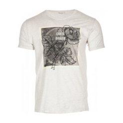 Pepe Jeans T-Shirt Męski Ladbroke Xl Jasnoszary. Szare t-shirty męskie marki Pepe Jeans, m, z haftami, z jeansu. W wyprzedaży za 149,00 zł.