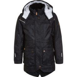 Reima REIMATEC WINTER PIRKKO Płaszcz zimowy black. Niebieskie kurtki chłopięce marki Reima, z materiału. W wyprzedaży za 407,20 zł.