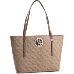 Torebka GUESS - HWSG71 86230 BRO. Brązowe torebki klasyczne damskie Guess, z aplikacjami, ze skóry ekologicznej. Za 599,00 zł.