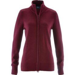 Sweter rozpinany bonprix czerwony klonowy. Szare golfy damskie marki Reserved, l. Za 74,99 zł.