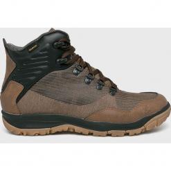 Jack Wolfskin - Buty Seven Wonders Texapore Mid. Szare buty trekkingowe męskie Jack Wolfskin, z materiału, na sznurówki, outdoorowe. Za 639,90 zł.