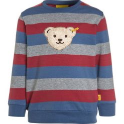 Bluzy chłopięce: Steiff Collection 1/1 ARM MINI BOY WOODLAND Bluza multicolor